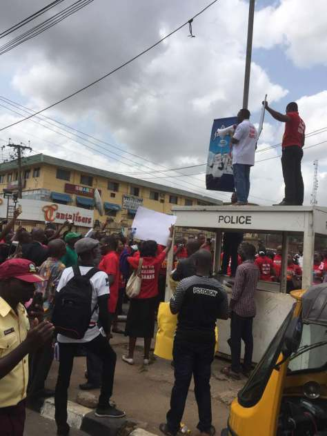 Lagos new tax regime: Protesters vow to go to court