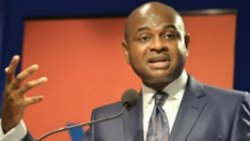 Professor Kingsley Moghalu delivers The Bullion Lecture