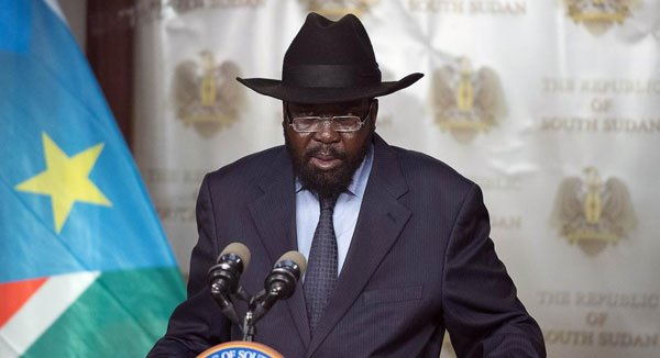 South Sudan fires military, finance chiefs