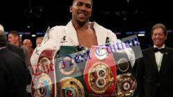 BREAKING: Anthony Joshua defeats Parker via unanimous decision