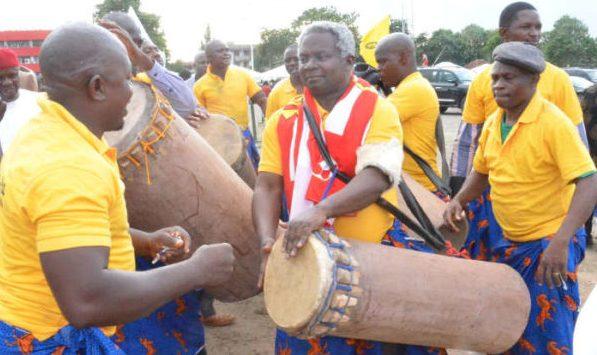 African Drum Festival opens in Abeokuta