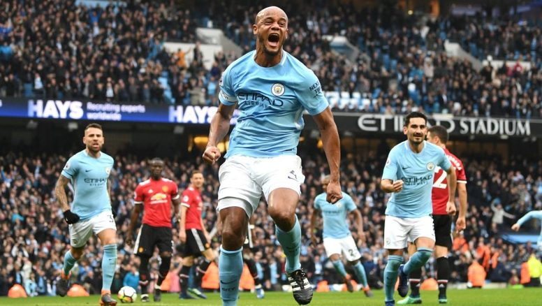 BREAKING: Man City are Premier League Champions as Man U lose to West Brom