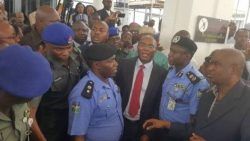 Mace snatching: Court restrains security agencies from arresting Omo-Agege