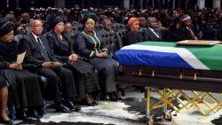 Winnie Mandela goes home amidst eulogies
