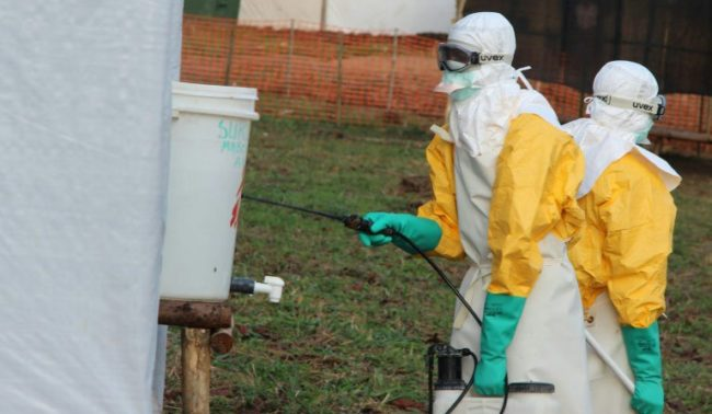 Ebola spreads to more cities