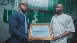 Temple bags African award, CEO recognised