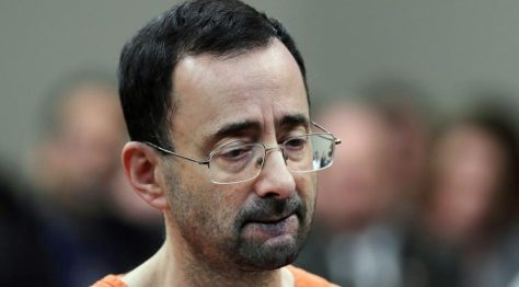 Larry Nassar: Michigan State University to pay $500m to abuse victims