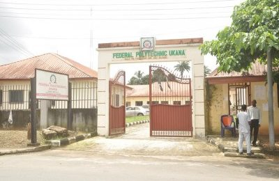 We're making Federal Polytechnic, Ukana pace setter -Rector