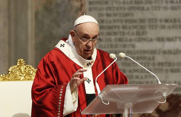 COVID-19: People More Important Than The Economy – pope