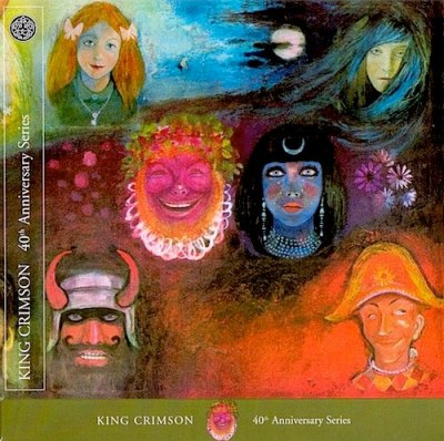 King Crimson - In The Wake Of Poseidon - 40th Anniversary Series (CD/DVD-A)