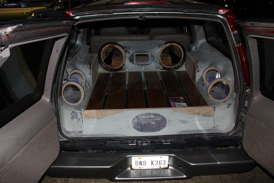 Custom Fabricated Subwoofer Enclosures Next Gen Audio Video