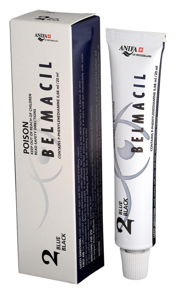 Belmacil No. 2 Blue Black Tint