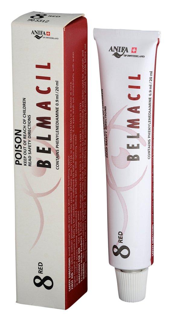 Belmacil No. 8 Red