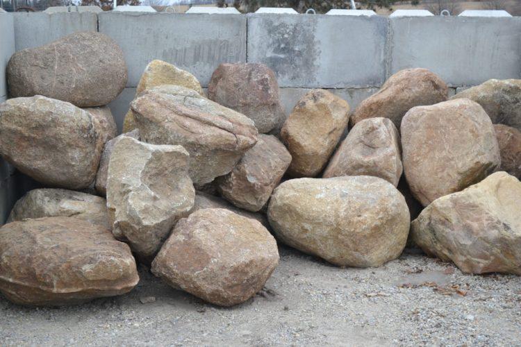 Jumbo Boulders