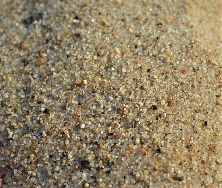 Mason Sand Close Up