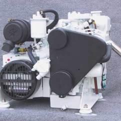 Kubota Generator Wiring Diagram Symbols Explained Next Gen Marine Power Units Ultra Compact