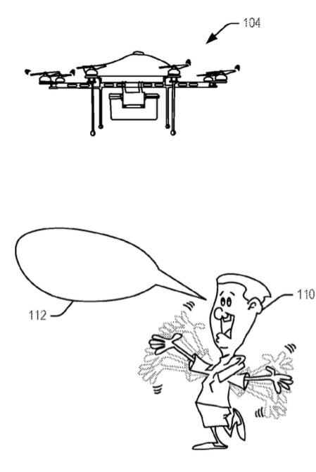 Amazon Developing Drone That Understands Hands Signals