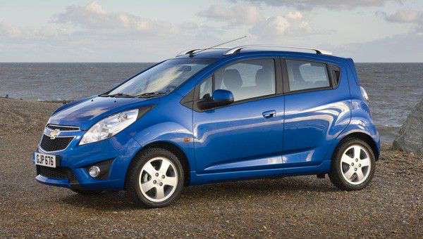 2011 0 Chevrolet Chevrolet Spark Electric Electric Car General Motors