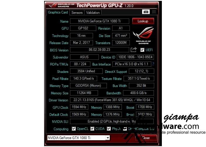 TechPowerUp pubblica GPU-Z 1.20.0