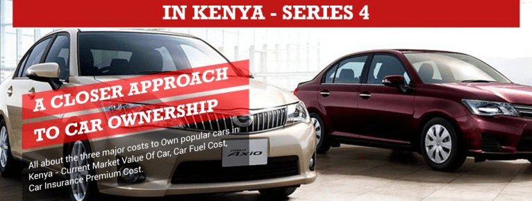 Car Ownership Cost For Popular Cars In Kenya – Series 4 (Infographic)