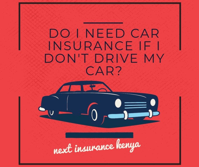 Car Insurance on a Car You're Not Driving
