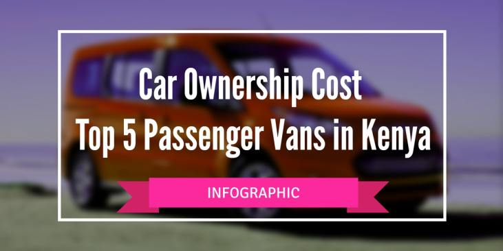 top 5 mini passenger vans in kenya