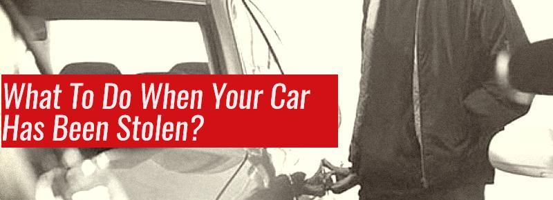 Car Stolen: What To Do After An Auto Theft In Kenya