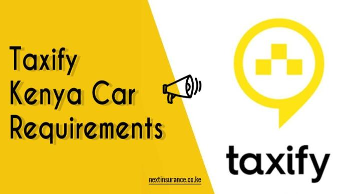 taxify kenya car requirements driver vehicle
