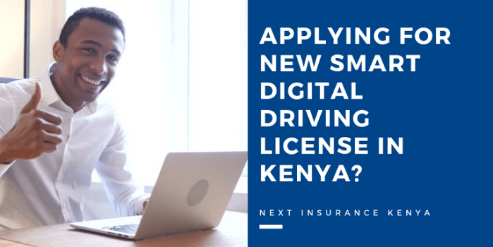 How to Apply for New Smart Digital Driving License in Kenya