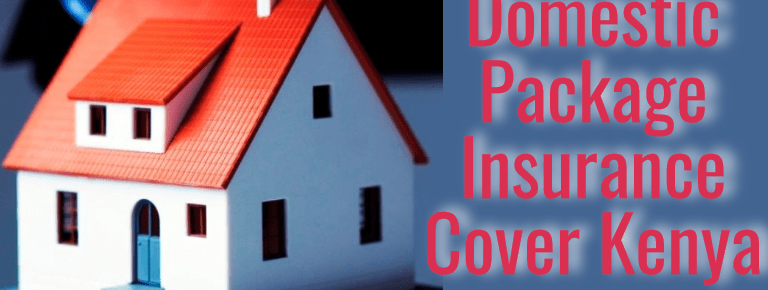 Domestic Package Insurance In Kenya – Coverage & More