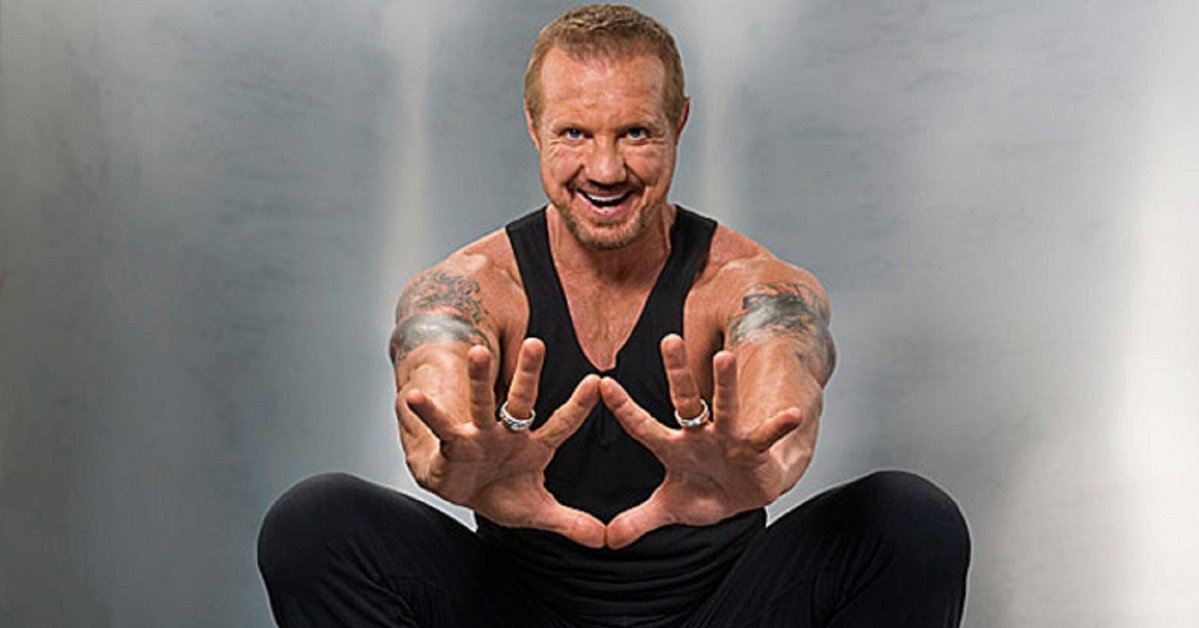 #23 Diamond Dallas Page on how DDP Yoga can transform your life with a bang!