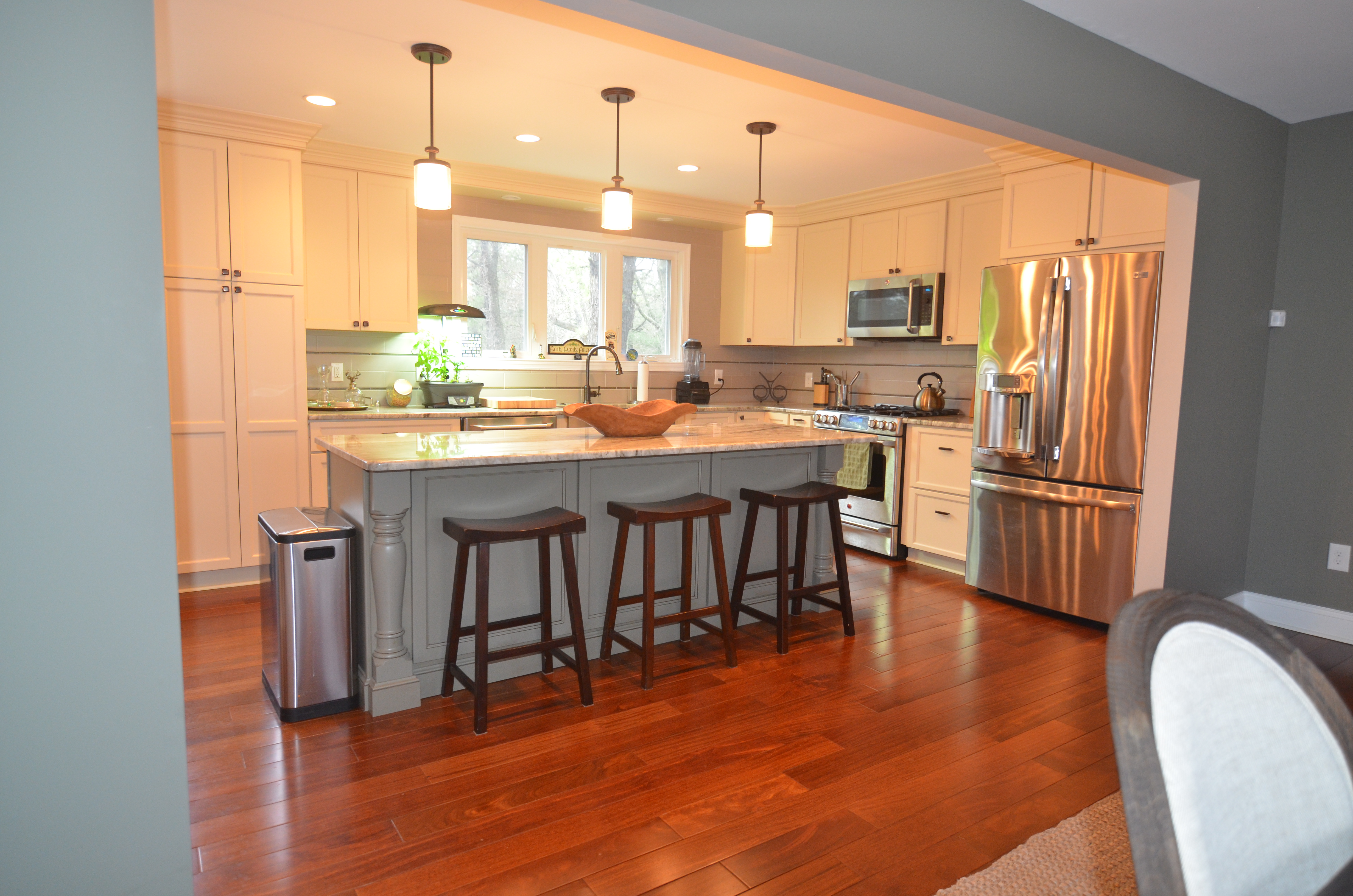 Voorhees NJ Kitchen Renovation  You wont believe these before and afters  Next Level Remodeling