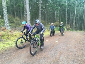 level 1 introduction to MTB