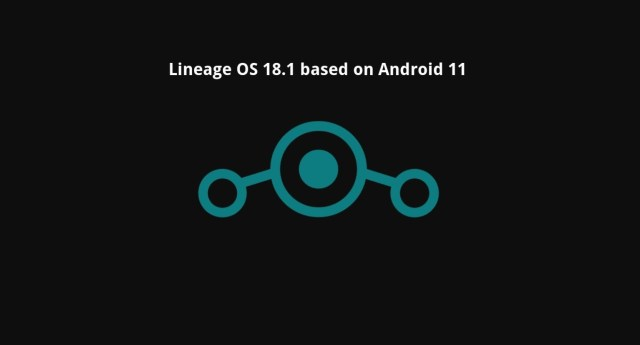 lineage OS 18.1 based pn android 11