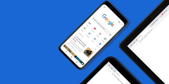 Google chrom update