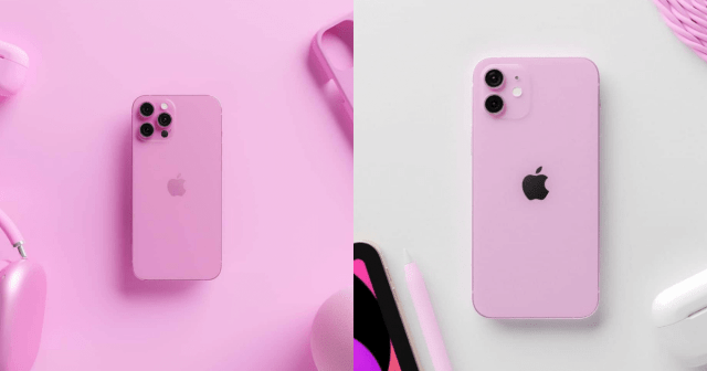 iPhone 12 & 13 diagonal cameras
