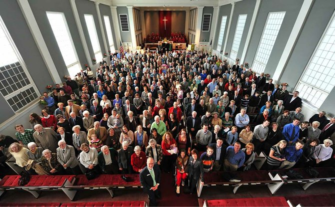 Image result for church congregation
