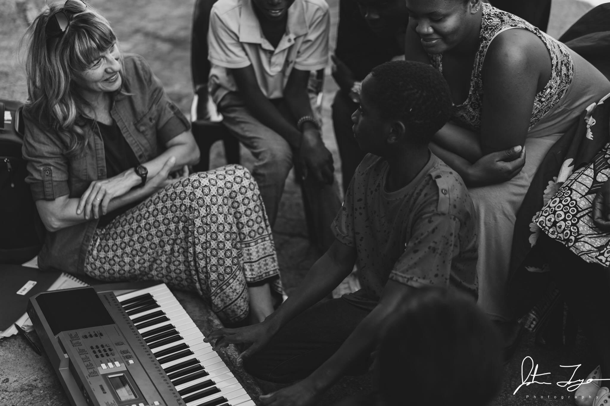 Africa Worship Training Tour: Pray With Us – NLW International