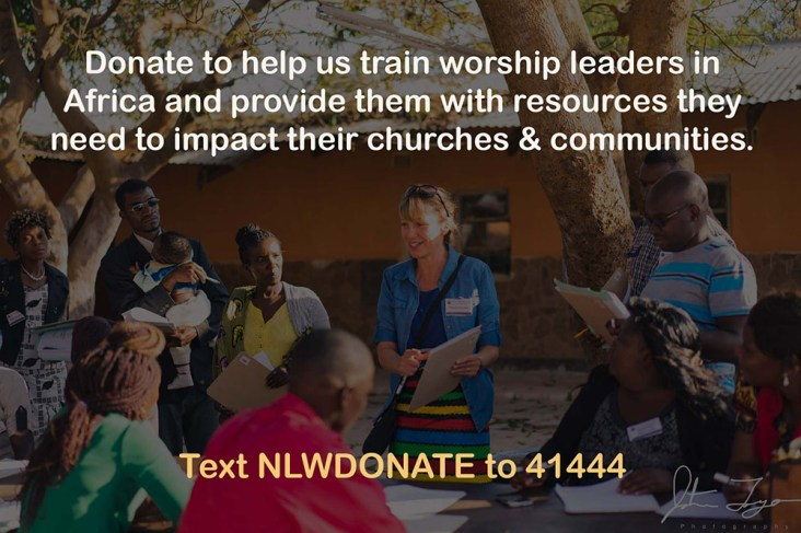 Worship Training Donate