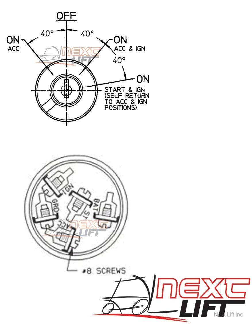Wiring Diagram Caterpillar Forklift C5000. Caterpillar