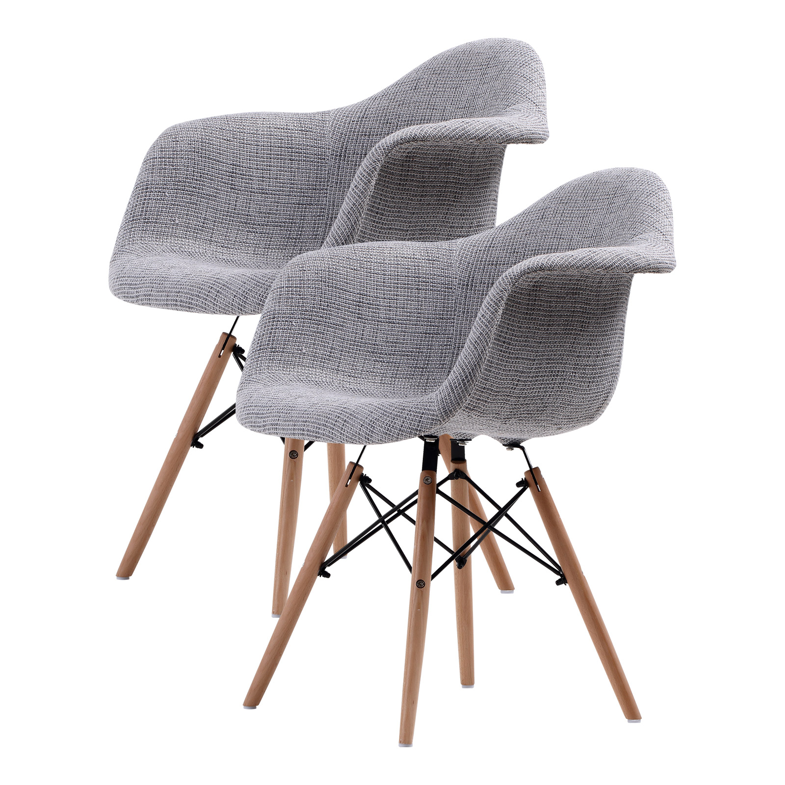 fishing chair crane chinese rosewood dining table and chairs replica eames daw armchair grey x2 la bella