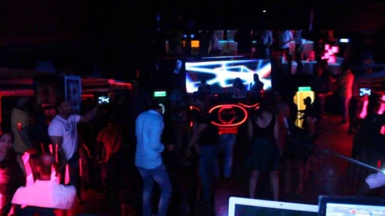 Capitol night club
