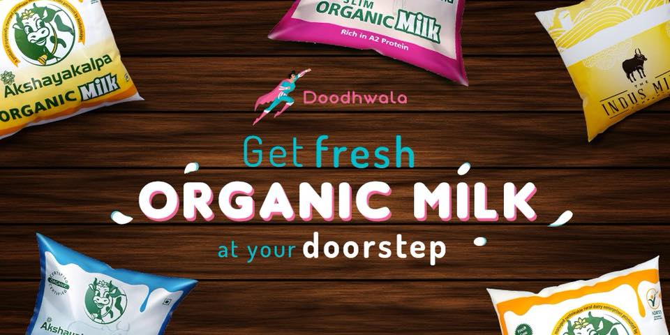 Doodhwala: Get your Daily Groceries Delivered at your Doorsteps, Early in the Morning 1
