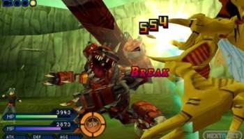 Toda la información e imágenes disponibles de Digimon World
