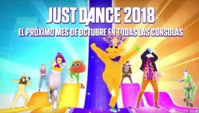 La Demo De Just Dance 2018 Ya Disponible En Europa En Nintendo Switch