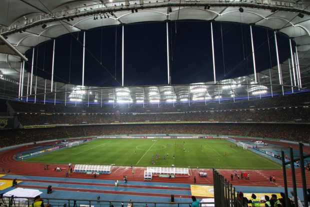 Le stade national Bukit Jalil Malaisie