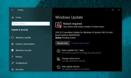 Microsoft Windows 10 20H1