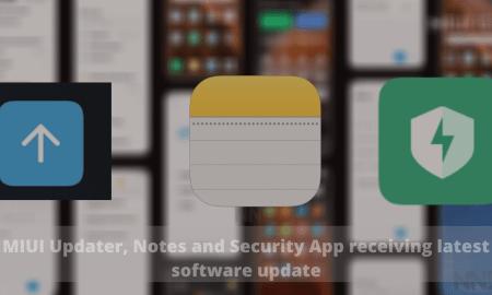 MIUI Apps