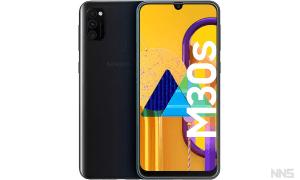 Samsung galaxy M30s patch update