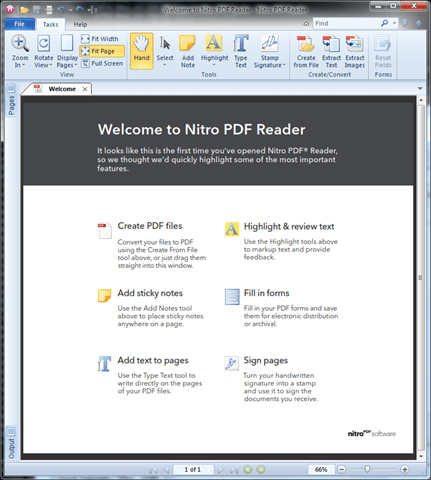 nitro pdf viewer free download